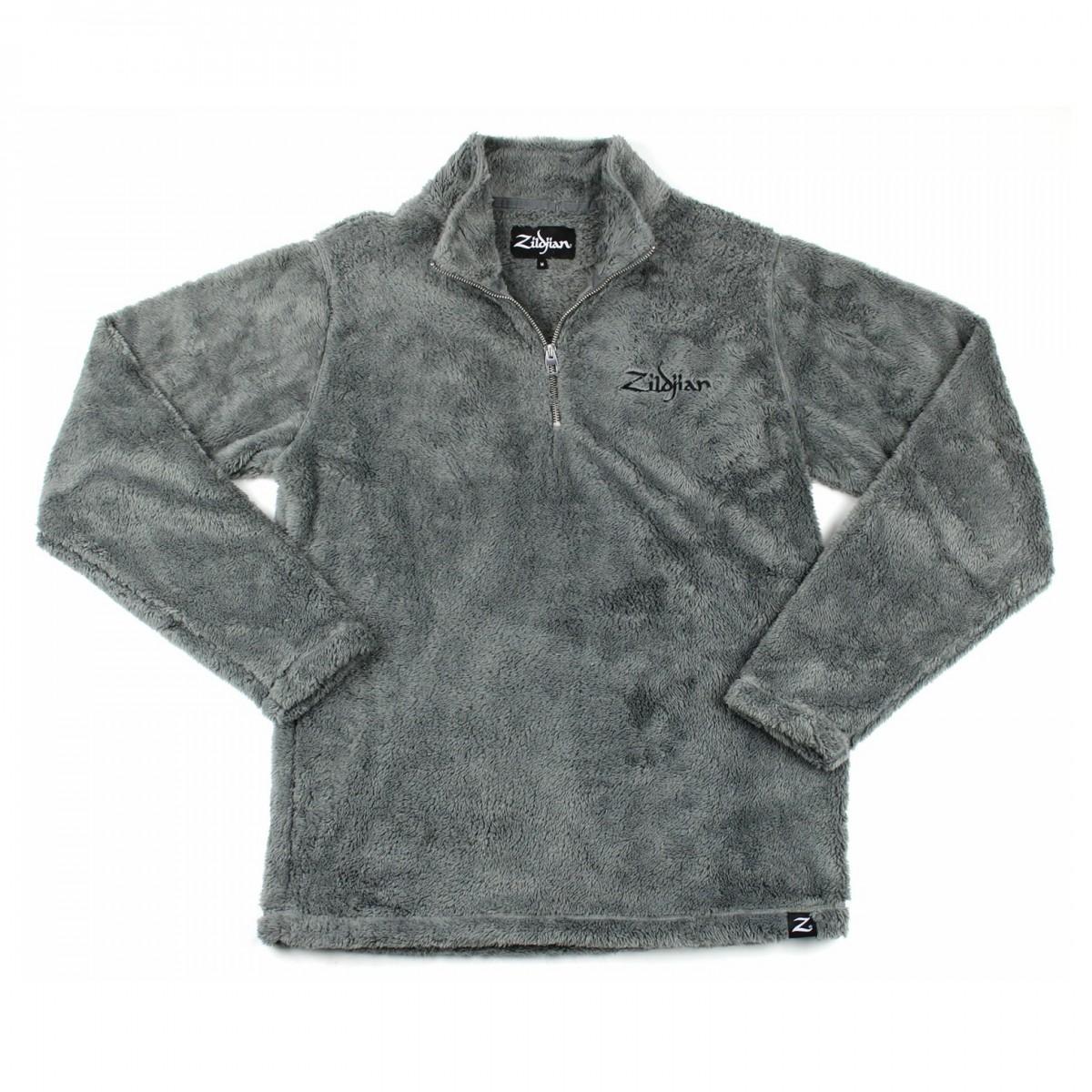 Zildjian Quarter Zip Sherpa Pullover, Medium