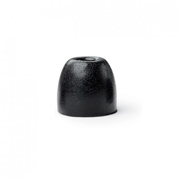 Shure EABKF1-100S Black Foam Sleeves, 100 Pieces, Small