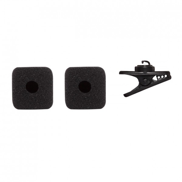 Shure RK377 Replacement Clip and Windscreens for PGA31