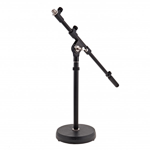 Table Top Boom Mic Stand by Gear4music