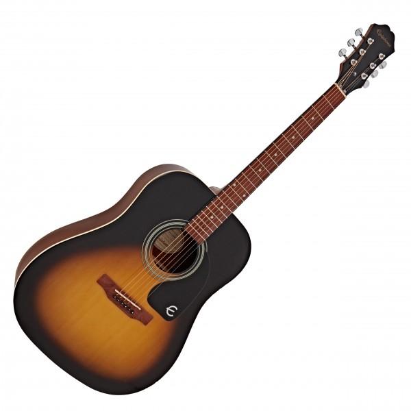 Epiphone DR-100 Acoustic, Vintage Sunburst