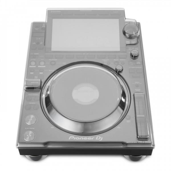 Decksaver Pioneer DJ CDJ-3000 Cover - Top