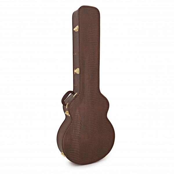 Deluxe Dreadnought Acoustic Bass Case by Gear4music