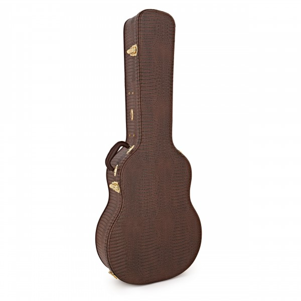 Deluxe Dreadnought Guitar Case by Gear4music