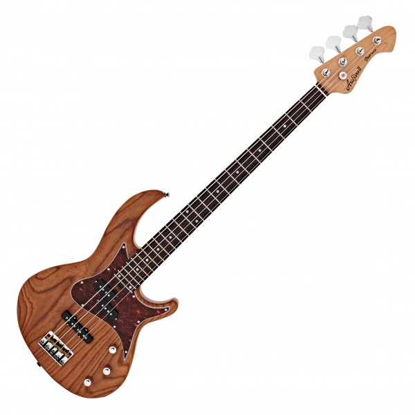 Aria 313 MK2 Detroit Bass, Open Pore Natural