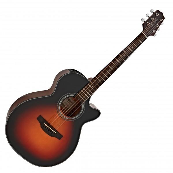 Takamine GF15CE FXC Electro Acoustic, Sunburst