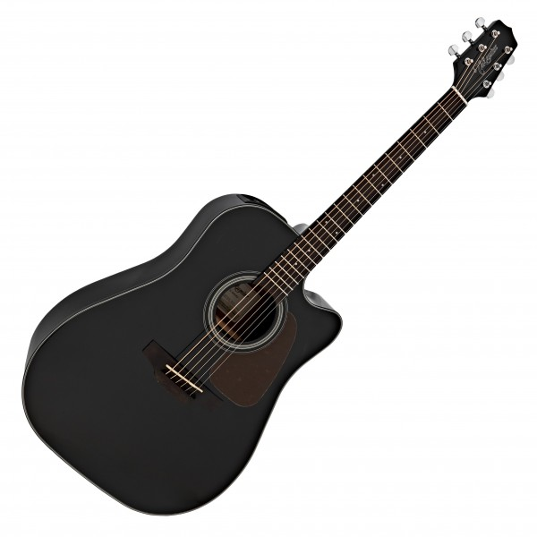 Takamine GD15CE Dreadnought Electro Acoustic, Black
