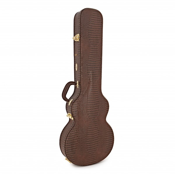 Deluxe Fitted Electric Guitar Case by Gear4music