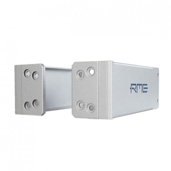 RME 1U Ears for Half-Rack Units - Angled