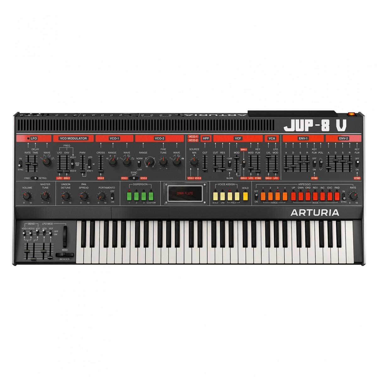 Jup-8 V4