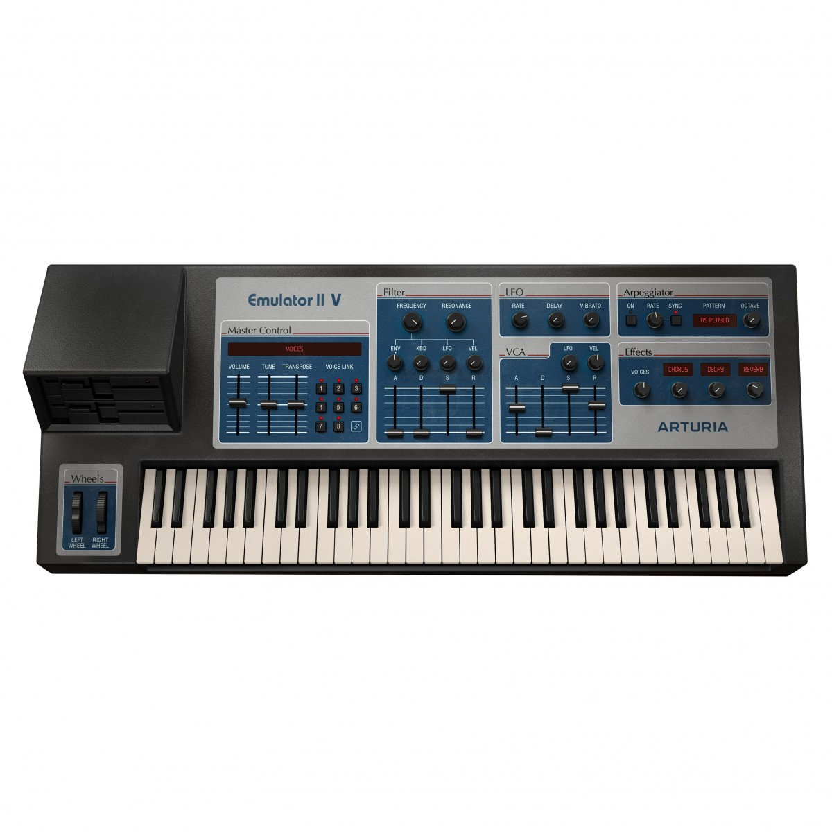 Emulator II V