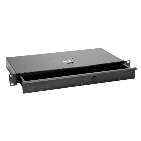 Omnitronic KE-1 1U Rack drawer with Lock