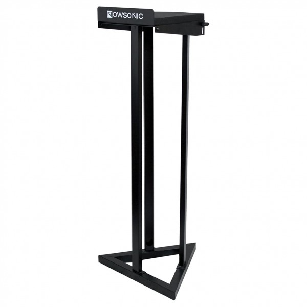 Nowsonic Top Stand Mon S Monitor Stand, Single - Angled
