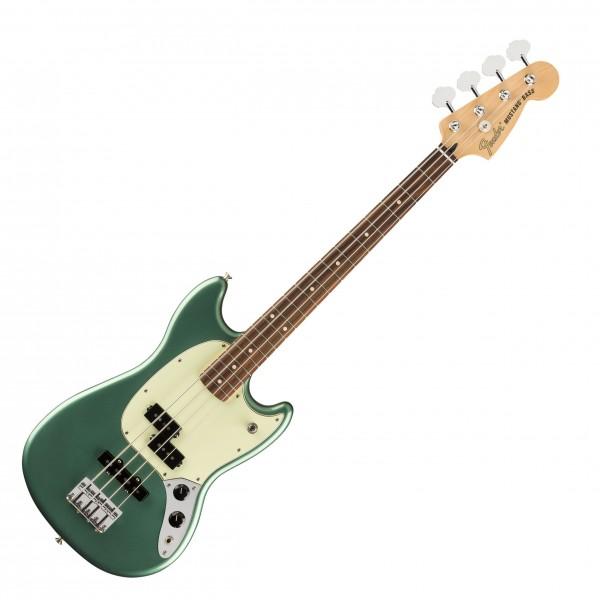 Fender FSR Player Mustang Bass PJ, Sherwood Green Metallic