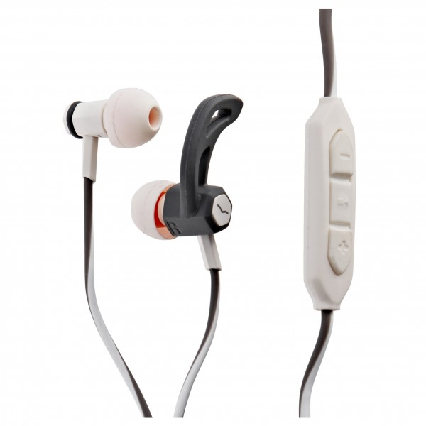 V-Moda Forza In-Ear Headphones, White (Android)