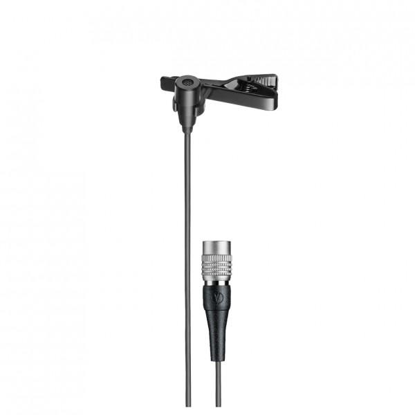 Audio Technica ATR35CW Omnidirectional Condenser Lavalier Microphone