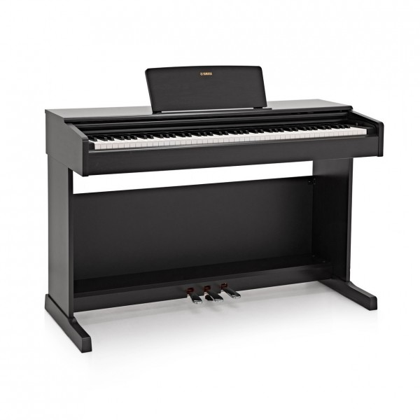 Yamaha YDP 144 Digital Piano, Black
