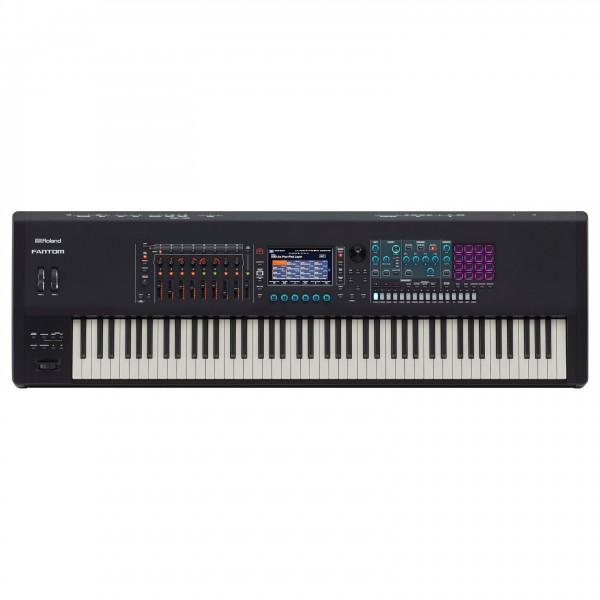 Roland Fantom 8 88-Key Synthesizer Workstation - Top