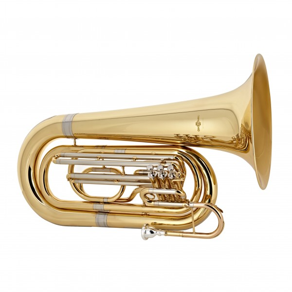Marching Bb Tuba by Gear4music