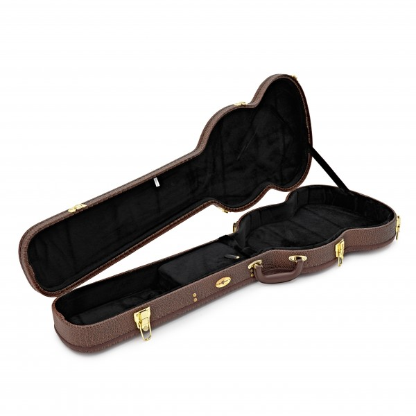 Deluxe Rock Guitar Case by Gear4music