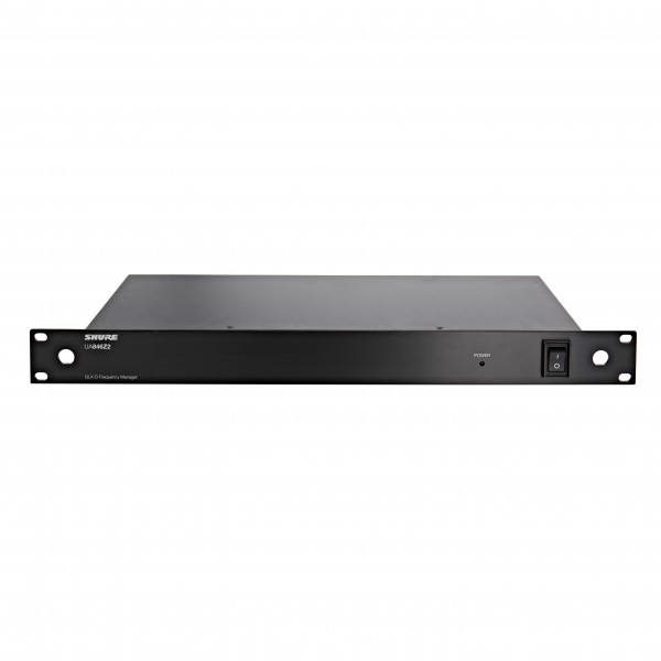 Shure GLX-D Advanced Wireless Frequency Manager