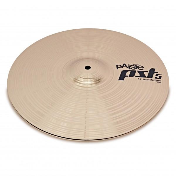 Paiste PST 5 N 14'' Medium Hi-Hat Cymbals