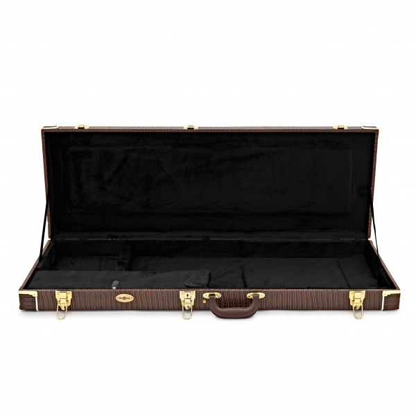 Deluxe Electric Guitar Case by Gear4music