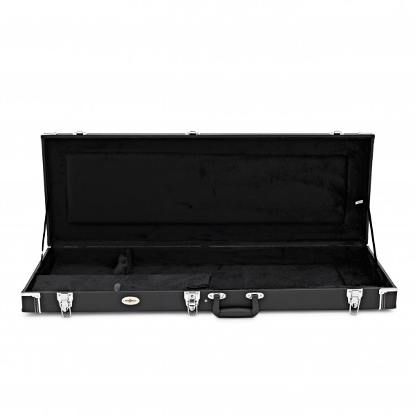 Electric Guitar Case by Gear4music, Black