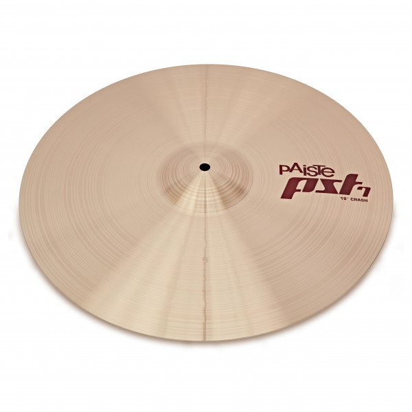 Paiste PST 7 18'' Crash Cymbal