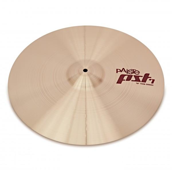Paiste PST 7 18'' Thin Crash Cymbal