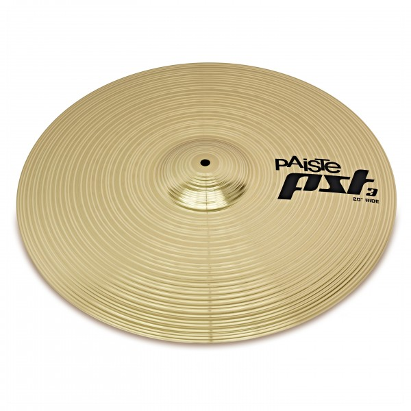 Paiste PST 3 20'' Ride Cymbal