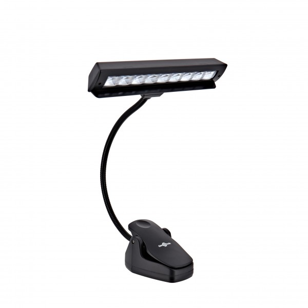 Music Stand Light by Gear4music, 9 LED