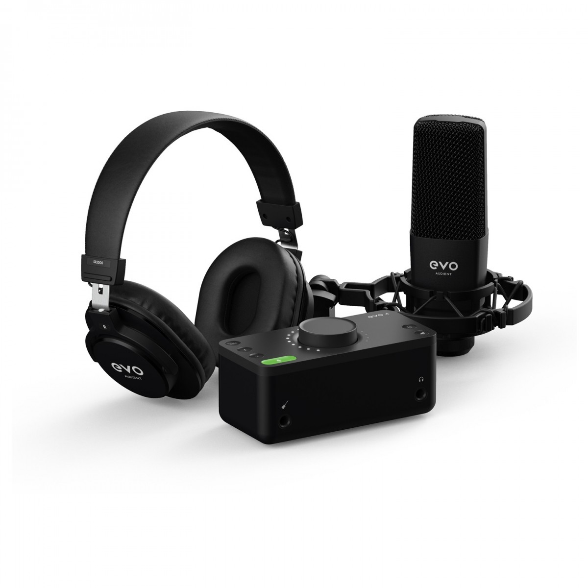 EVO By Audient EVO SRB Recording Pack