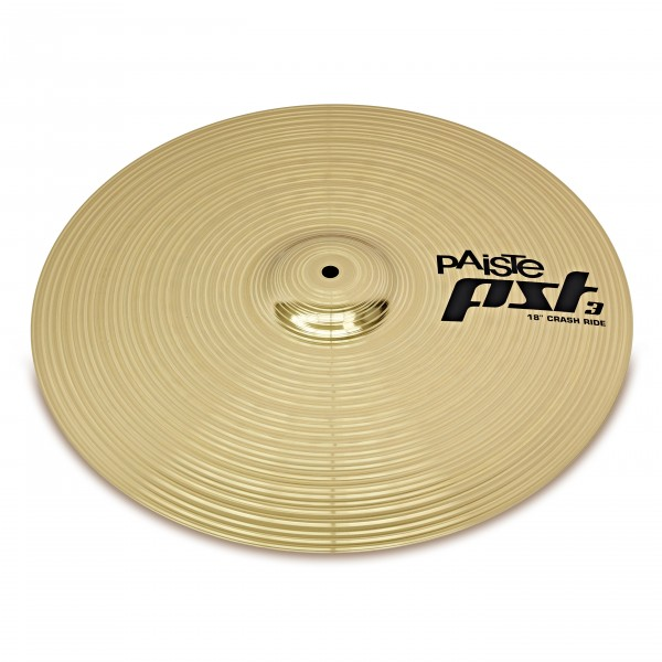 Paiste PST 3 18'' Crash Ride Cymbal