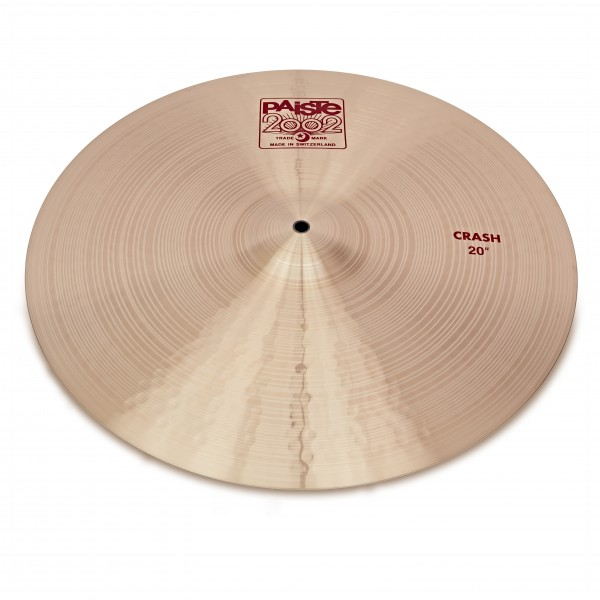 Paiste 2002 20'' Crash Cymbal