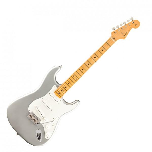 Fender American Original 50s Stratocaster MN, Inca Silver, Front