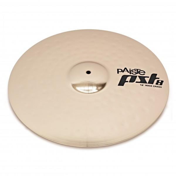 Paiste PST 8 Reflector 18'' Rock Crash Cymbal