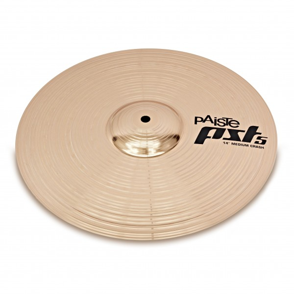 Paiste PST 5 N 14'' Medium Crash Cymbal