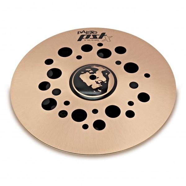Paiste PSTX DJ45 12'' Hi-Hats