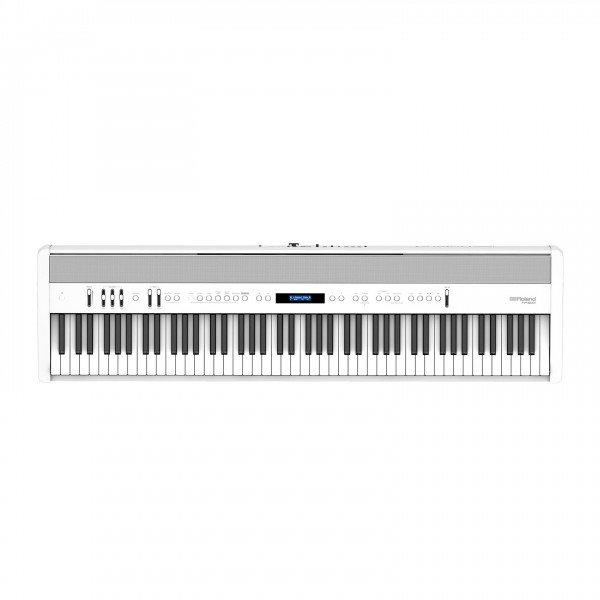 Roland FP-60X Digital Piano, White