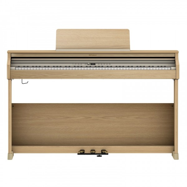 Roland RP701 Digital Piano, Light Oak