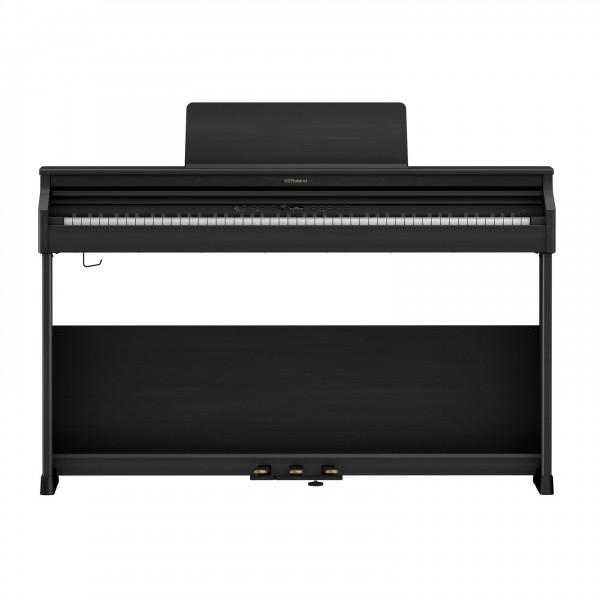 Roland RP701 Digital Piano, Contemporary Black
