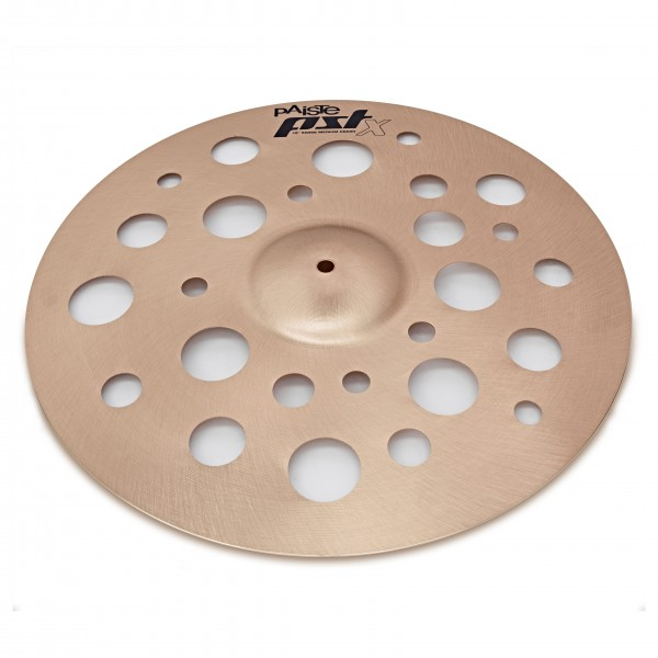"Paiste PSTX Swiss 18"" Medium Crash Cymbal"