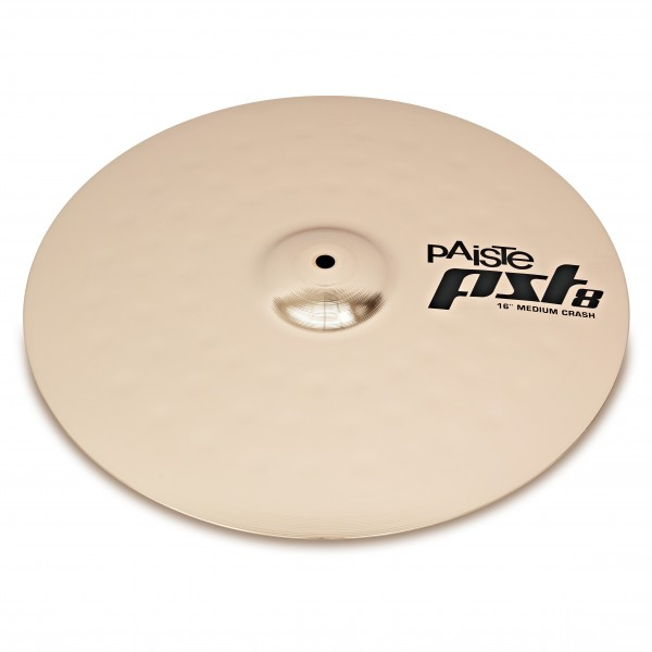 Paiste PST 8 Reflector 16'' Medium Crash Cymbal