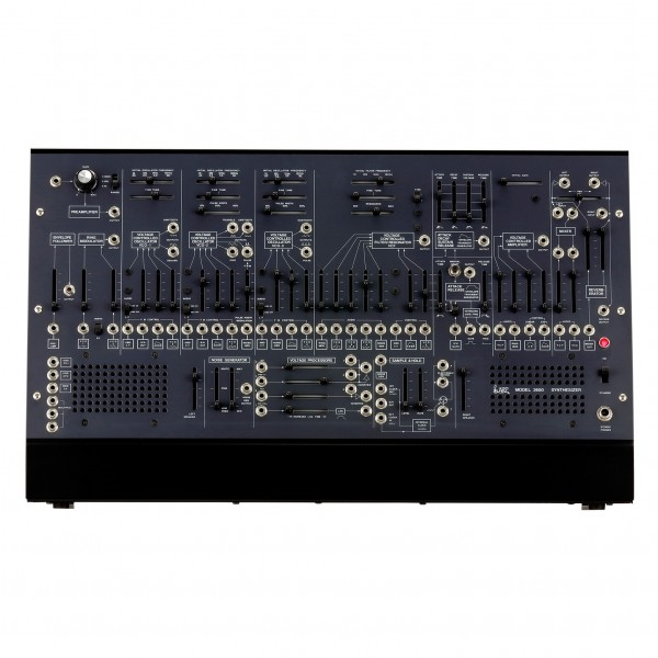 Korg ARP 2600 Semi-Modular Analog Synthesizer Module - Front