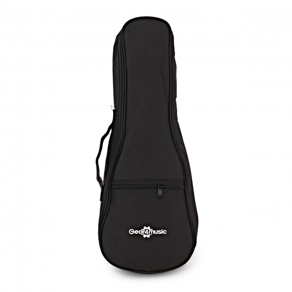 Soprano Ukulele Gig Bag by Gear4music