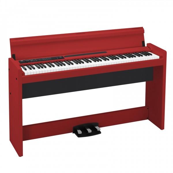 Korg LP-380U Digital Piano, Red