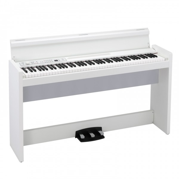 Korg LP-380U Digital Piano, White
