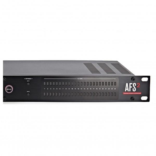 dbx AFS2 Advanced Feedback Suppression Processor