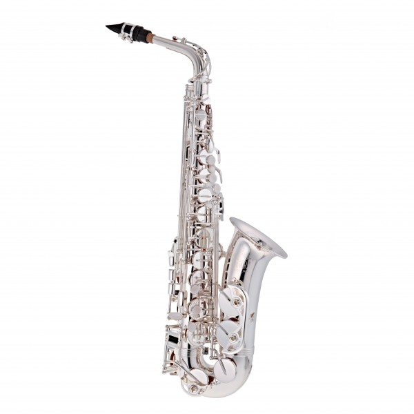 Trevor James Classic II Alto Saxophone, Silver
